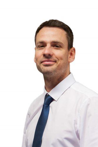 Staff portrait for school website